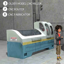 FRIDAY-oldcnc1-oldcnc2-fabricator