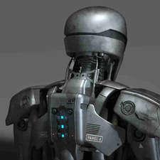 Robot-power backpack