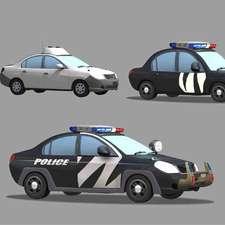 police car01