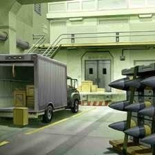 jungle command loading dock