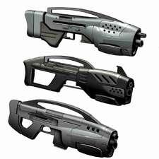 shock gun 3