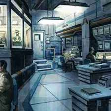 army control room