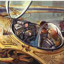 meccan cockpit