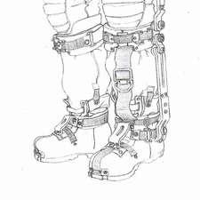 alien 4 brice leg braces