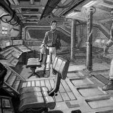 alien 4 control room