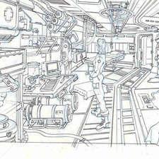 alien4MARTINclone-room