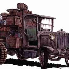 Atlantis vinnys truck