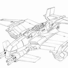 warhawk 3wingA