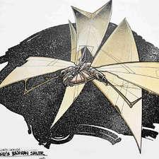 Siskos-solar-sailer