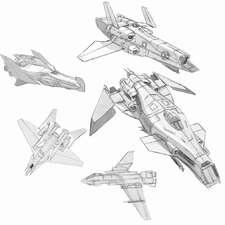 DRAK_Corsair_Sketch_JM17